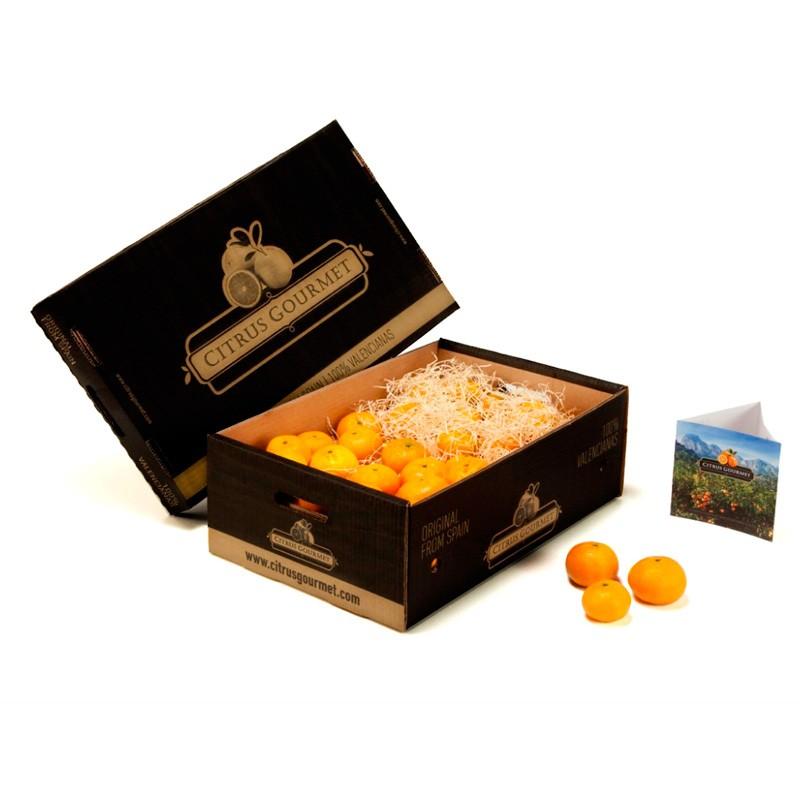 Mandarinen aus Valencia von CitrusGourmet. Tafelmandarinen Premium 15 kg