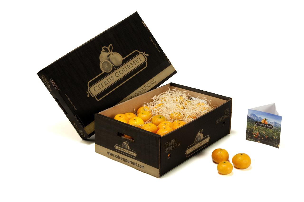 Mandarinen aus Valencia von CitrusGourmet. Tafelqualität 20 kg